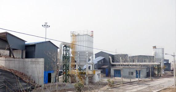 固定式建筑垃圾资源化解决方案