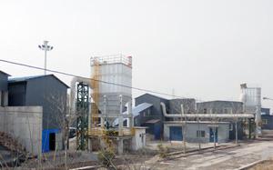 北京首钢建筑废弃物绿色循环再利用生产线