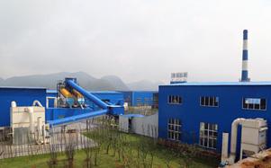 贵州安顺建筑废弃物绿色循环再利用生产线