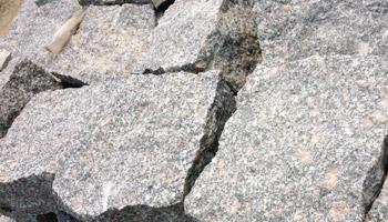 花岗岩破碎/制砂生产线
