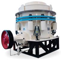 SMH系列多缸液压圆锥破碎机