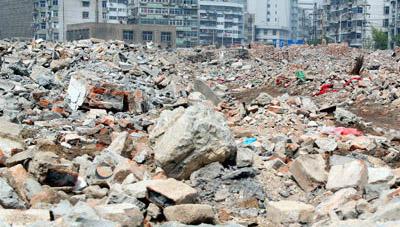 建筑垃圾资源化