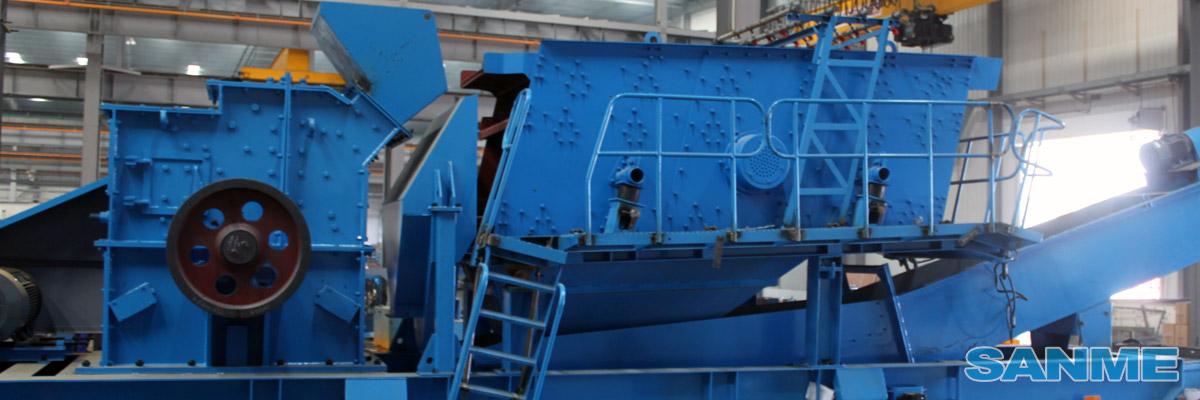 PCX系列高效锤式细碎机