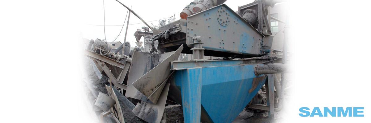 SS系列细砂回收系统