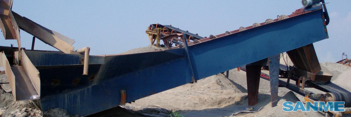 XL系列螺旋洗砂机