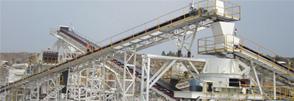 年产100万吨石灰岩骨料生产线