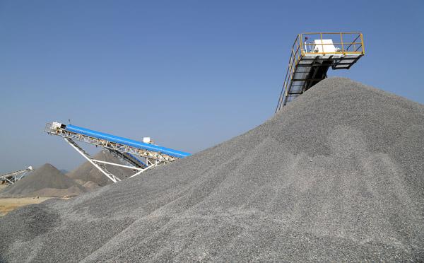 砂石骨料生产完整解决方案