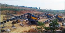 400吨玄武岩生产线