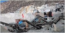 100吨铁矿石生产线
