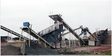 150吨花岗岩生产线