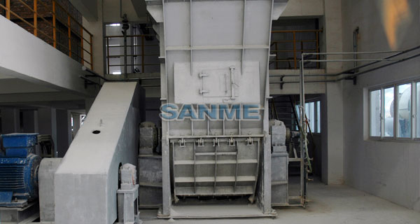 石膏板原料生产线