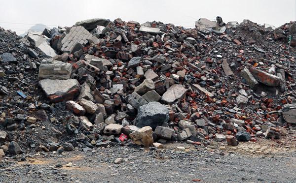 建筑废弃物资源化