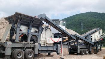 云南大理时产100吨建筑垃圾粉碎生产线