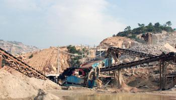 厦门时产30吨细砂回收生产线