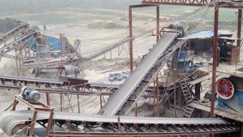 湖南时产200吨河卵石破碎生产线
