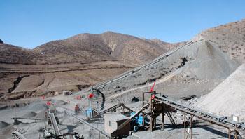 内蒙古时产100吨铁矿石破碎生产线