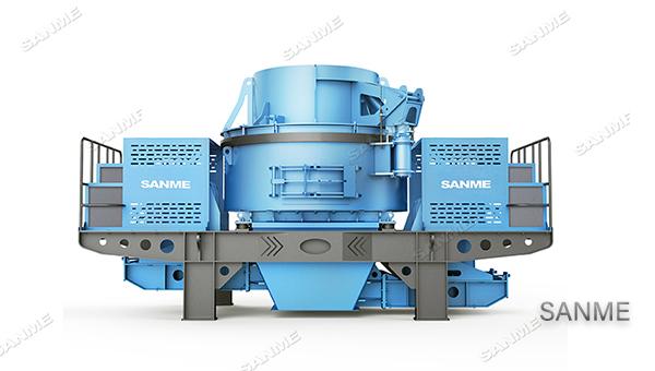 VC7系列整形制砂机