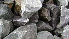 石灰石生产线