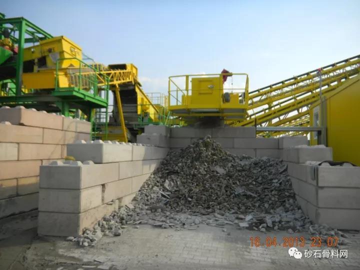 听澳门赌场网址董事长杨安民解析当前建筑垃圾资源化现状