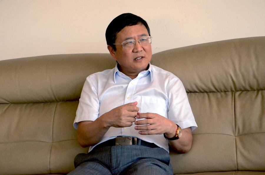 山美董事长杨安民谈骨料工厂的设计理念:没有达产是失败的项目