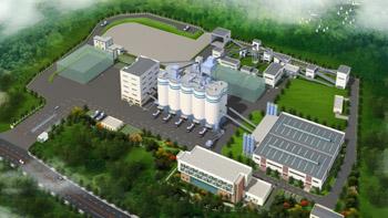 固定式建筑垃圾处理生产线