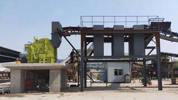 江苏昆山装修垃圾处理生产线