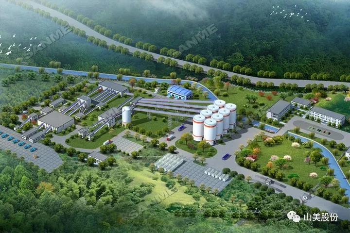 聚焦砂石|上海山美股份邀您参加第八届全国砂石骨料行业科技大会